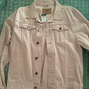 Pale pink Jean jacket